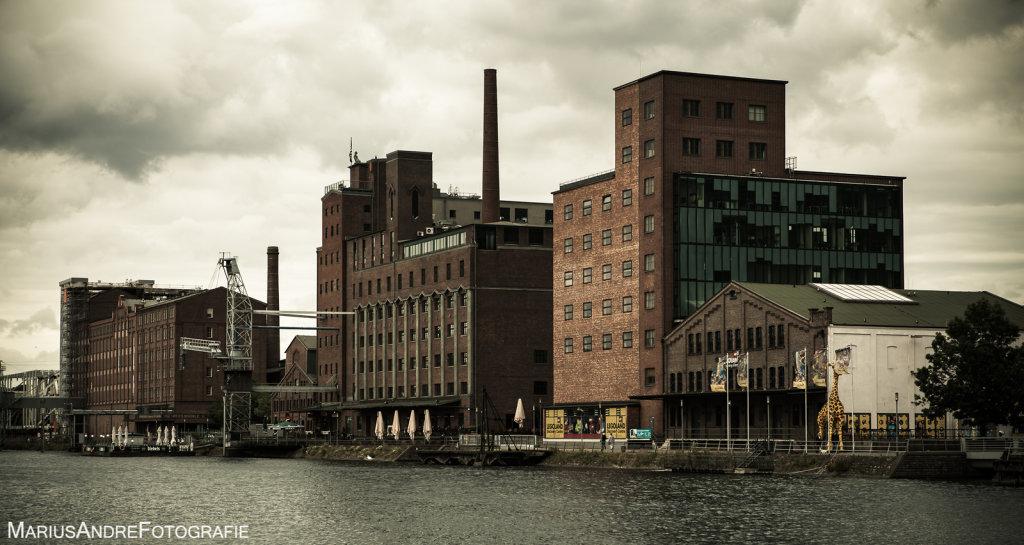 Innnehafen Duisburg