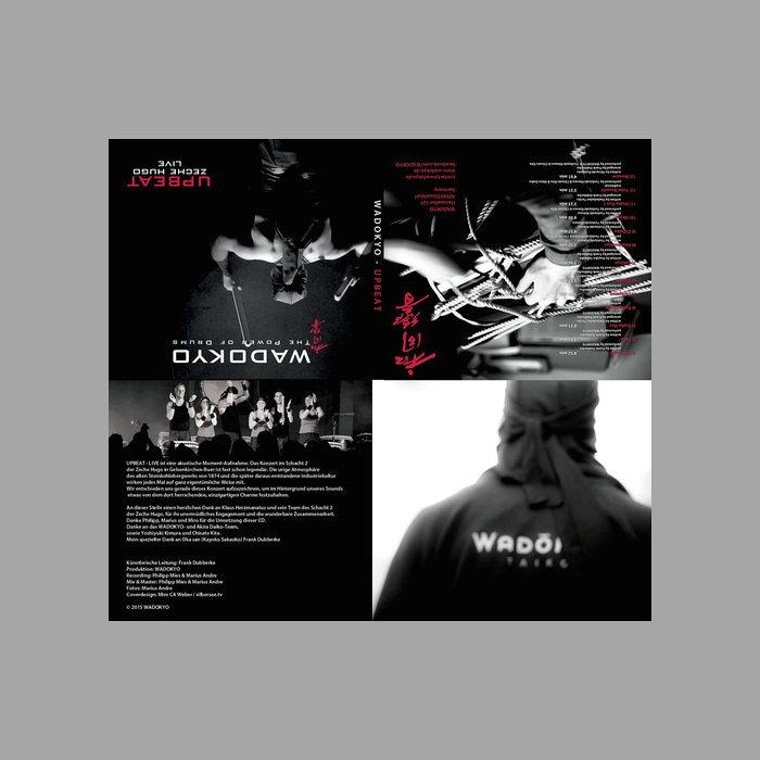 Wadokyo - Upbeat Zeche Hugo Live Artwork