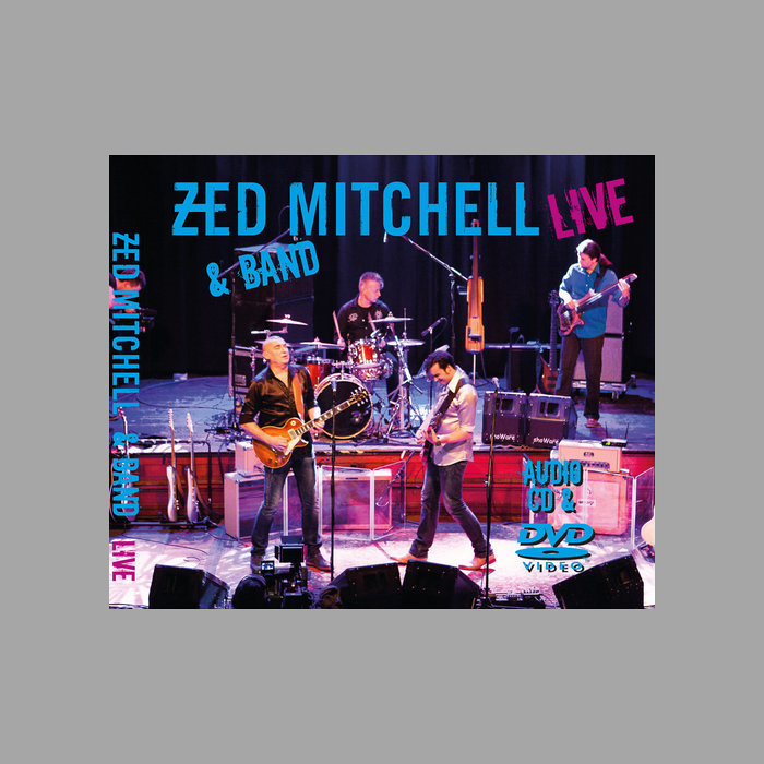 Zed Mitchell Band - LIVE
