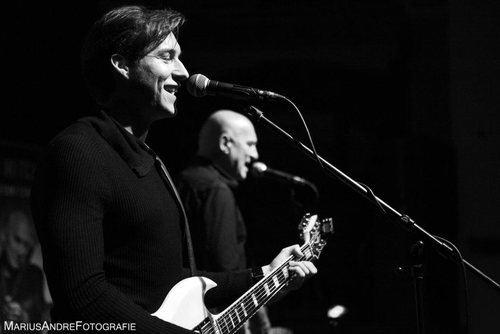 Zed Mitchell Band LIVE